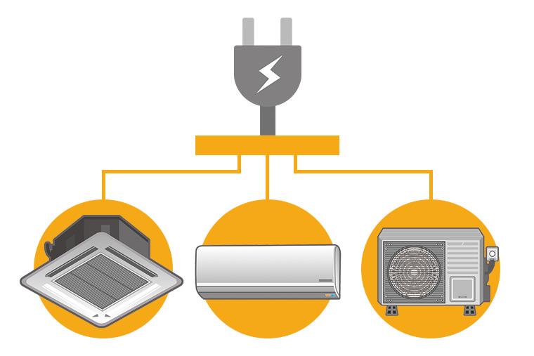 電気工事が必要な画像