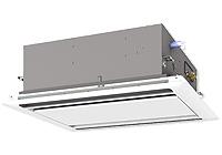 2方向天井埋め込み型エアコン