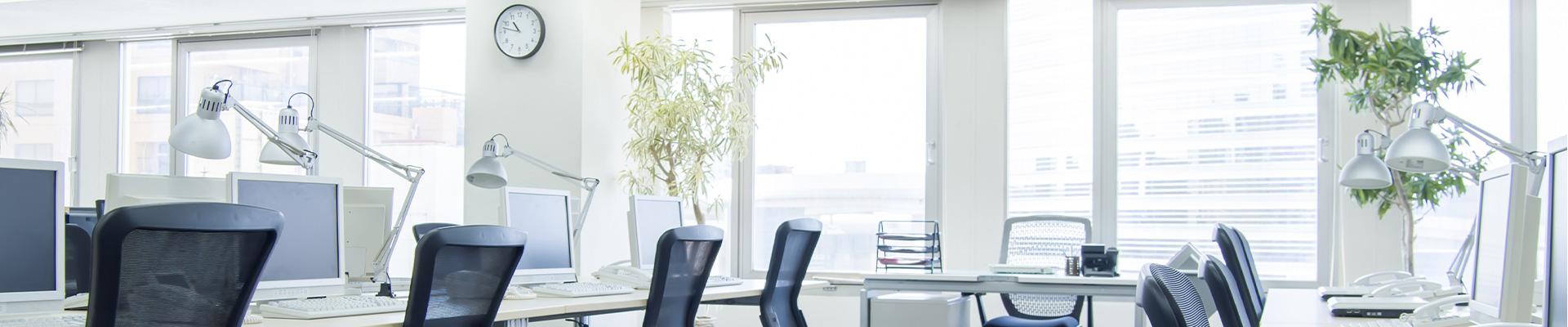 エアコン総本店のオフィスへの業務用エアコン施工実績のイメージ画像