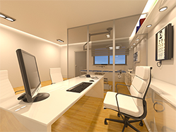 業務用エアコン取付に関する病院の業種別コンテンツ