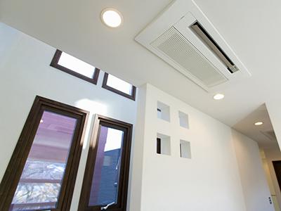 業務用エアコン取付に関するハウジングエアコンの業種別コンテンツ